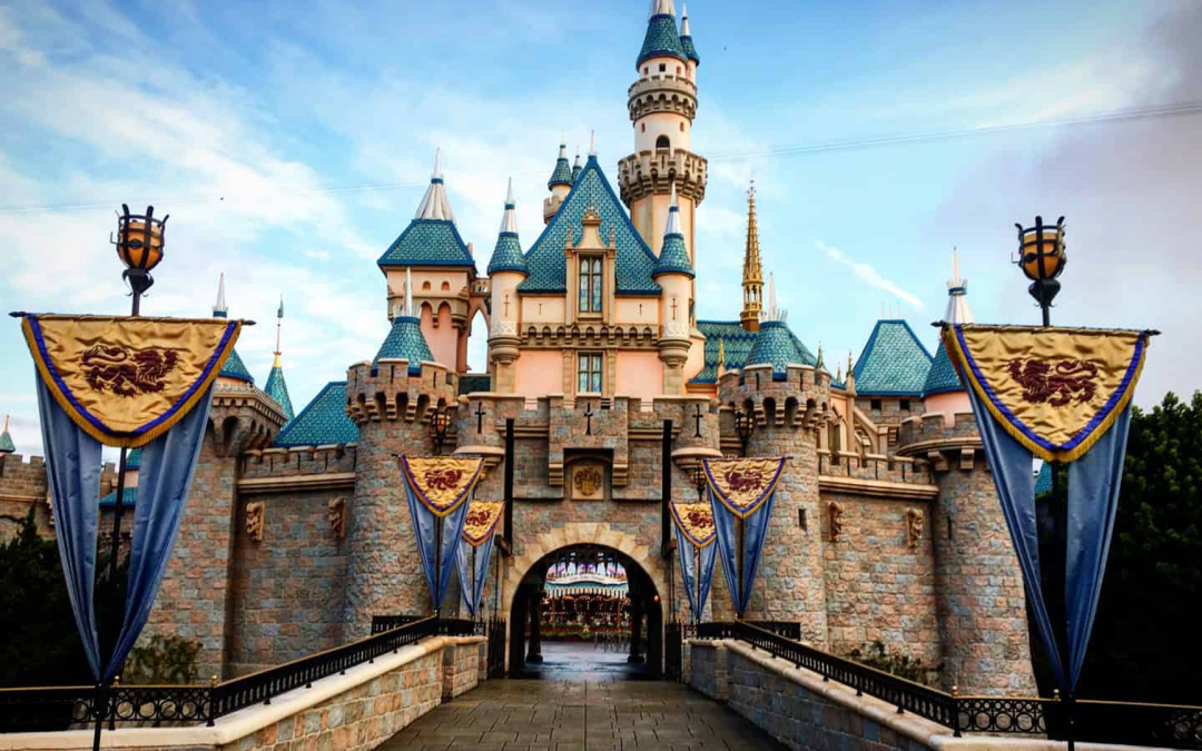One Weekend in Disneyland