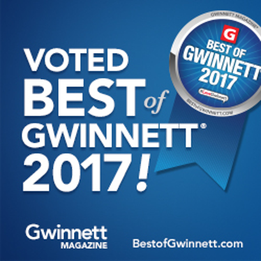 Favorite Place Travel-Georgia Office wins award! Best of Gwinnett 2017!