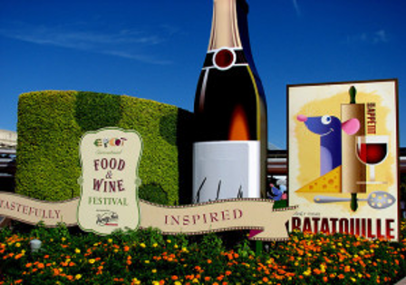 International Food and Wine Festival at EPCOT, Disney World from your Travel Agent at Favorite Place Travel