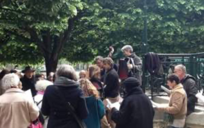 More adventures from Susan Glover with Favorite Place Travel and her mom in Paris! Part Duex